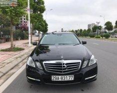 Bán Mercedes E250 đời 2009, màu đen số tự động giá 788 triệu tại Hà Nội