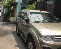 Cần bán xe Mitsubishi Pajero Sport G 4x4 AT sản xuất 2015 giá 750 triệu tại Tp.HCM