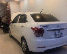 Cần bán lại xe Hyundai Grand i10 AT năm 2016, màu trắng, nhập khẩu   giá 398 triệu tại Hà Nội