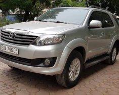 Bán Toyota Fortuner 2.7 AT 2013 1 cầu máy xăng giá 715 triệu tại Hà Nội