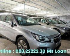 Bán Subaru Outback Eyesight 2018 màu bạc, xe gia đình, rộng rãi, khuyến mãi lớn gọi 093.22222.30 Ms Loan giá 1 tỷ 777 tr tại Tp.HCM