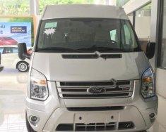 Cần bán Ford Transit SVP đời 2018, màu bạc giá cạnh tranh giá 852 triệu tại Hà Nội