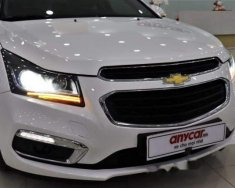 Bán ô tô Chevrolet Cruze LTZ đời 2016, màu trắng, odo 4 vạn giá 505 triệu tại Tp.HCM