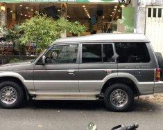 Cần bán xe Mitsubishi Pajero sản xuất năm 2004, màu xám giá 230 triệu tại Tp.HCM