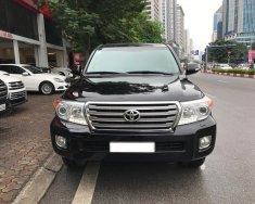 Bán Toyota Landcruiser VX 2014, màu đen giá 2 tỷ 650 tr tại Hà Nội