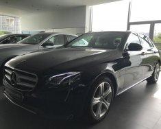 Bán xe siêu lướt Mercedes E250 2018 màu đen, sang trọng- Chỉ đăng ký chưa từng xuống đường - Thuế trước bạ 2% giá 2 tỷ 399 tr tại Tp.HCM