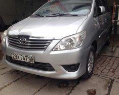Bán xe Toyota Innova 2.0 MT sản xuất 2013, chính chủ đi giữ gìn giá 525 triệu tại Hà Nội