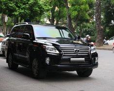 Cần bán xe Lexus LX 570 model 2013, màu đen, xe chất giá 4 tỷ 290 tr tại Hà Nội