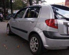Bán Hyundai Getz đời 2010, màu bạc chính chủ giá 235 triệu tại Tp.HCM