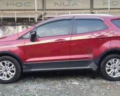 Bán Ford EcoSport Titanium AT 2016, màu đỏ số tự động giá 528 triệu tại Tp.HCM