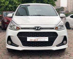 Bán Hyundai Grand i10 1.0AT sản xuất 2017, màu trắng, nhập khẩu giá 415 triệu tại Hà Nội