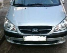 Cần bán lại xe Hyundai Getz 2009, màu bạc, xe nhập, giá tốt giá 180 triệu tại Khánh Hòa