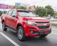 Cần bán Chevrolet Colorado đời 2018, màu đỏ, giá 619tr giá 619 triệu tại Thanh Hóa