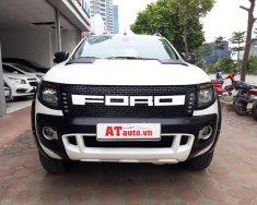 Cần bán xe Ford Ranger 3.2 Wiltrack sản xuất năm 2014, màu trắng, nhập khẩu giá 635 triệu tại Hà Nội