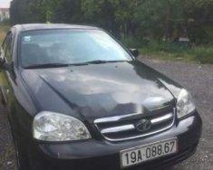 Cần bán gấp Daewoo Lacetti đời 2011, màu đen như mới giá 232 triệu tại Bắc Giang