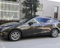 Bán ô tô Mazda 3 AT model 2017, màu nâu, 634tr giá 634 triệu tại Tp.HCM