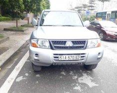Bán Mitsubishi Pajero năm 2005, màu bạc số sàn, 265tr giá 265 triệu tại Hà Nội