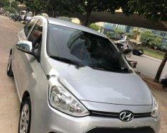 Cần bán xe Hyundai Grand i10 1.2 MT Base sản xuất năm 2017, màu bạc  giá 369 triệu tại Hà Nội