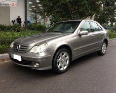 Cần bán xe Mercedes C180 sản xuất 2004, màu bạc, xe nhập   giá 283 triệu tại Hà Nội