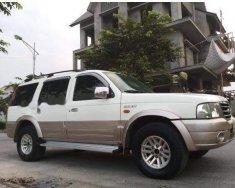 Bán xe Ford Everest MT năm sản xuất 2006, màu trắng chính chủ giá 288 triệu tại Hà Nội