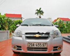 Bán ô tô Chevrolet Aveo đời 2011, màu bạc như mới  giá 205 triệu tại Bắc Giang