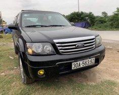 Cần bán gấp Ford Escape 2.3AT sản xuất 2008, màu đen số tự động giá 295 triệu tại Hà Nội
