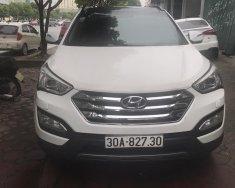 Cần bán xe Hyundai Santa Fe 2.4L 4WD đời 2014, màu trắng, nhập khẩu nguyên chiếc giá 925 triệu tại Hà Nội