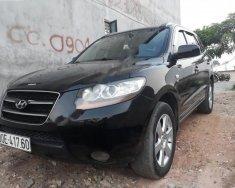 Cần bán Hyundai Santa Fe MLX 2.2L năm sản xuất 2008, màu đen, còn như mới giá 520 triệu tại Hà Nội