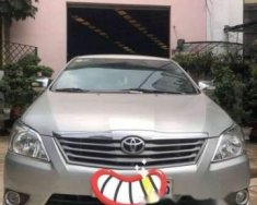 Cần bán gấp Toyota Innova đời 2012, màu bạc giá cạnh tranh giá 499 triệu tại Tp.HCM