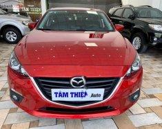 Cần bán gấp Mazda 3 1.5 AT 2015, màu đỏ, odo 36545km giá 610 triệu tại Khánh Hòa