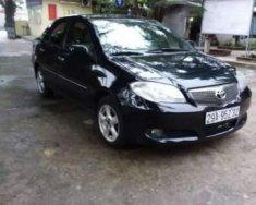 Cần bán Toyota Vios sản xuất 2007, màu đen giá 173 triệu tại Nghệ An