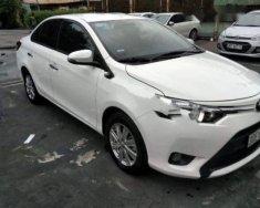 Bán Toyota Vios AT năm 2017, màu trắng, còn mới, nội thất da màu be giá 505 triệu tại Hà Nội
