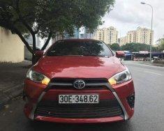 Bán Toyota Yaris năm 2015, màu đỏ như mới giá cạnh tranh giá 579 triệu tại Hà Nội