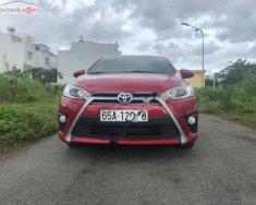 Cần bán Toyota Yaris G, nhập Thái, sản xuất 2017, màu đỏ, số tự động, máy xăng giá 610 triệu tại Tp.HCM