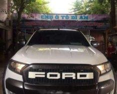 Bán Ford Ranger Wildtrack 3.2 2015, màu trắng giá 759 triệu tại Tp.HCM