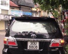 Cần bán gấp Toyota Fortuner V năm sản xuất 2009, màu đen, xe đi giữ gìn cẩn thận giá 485 triệu tại Hà Nội
