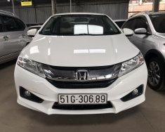 Bán Honda City 1.5AT màu trắng, sản xuất 2017 biển Sài Gòn lăn bánh 25000km giá 536 triệu tại Tp.HCM