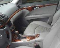 Bán Mercedes E200 năm sản xuất 2005, màu đen còn mới giá 338 triệu tại Tp.HCM