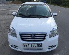 Bán Daewoo Gentra năm sản xuất 2011, màu trắng giá cạnh tranh giá 225 triệu tại Quảng Nam