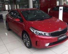 Cần bán xe Kia Cerato 1.6 AT đời 2018, màu đỏ, xe hoàn toàn mới giá 589 triệu tại Tp.HCM