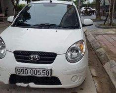 Bán xe Kia Morning Van AT 2010, màu trắng giá 165 triệu tại Bắc Ninh