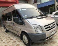 Cần bán gấp Ford Transit đời 2009 màu bạc, giá 280 triệu giá 280 triệu tại Vĩnh Phúc