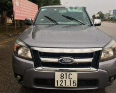 Cần bán lại xe Ford Ranger XLT đời 2010, màu xám, nhập khẩu nguyên chiếc Thái Lan giá 335 triệu tại Kon Tum