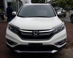 Bán ô tô Honda CR V TG 2.4 năm 2017, màu trắng giá 1 tỷ 30 tr tại Hà Nội