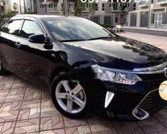 Cần bán xe Toyota Camry 2.5Q năm sản xuất 2015, màu đen chính chủ giá 1 tỷ 80 tr tại Hà Nội