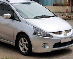 Cần bán xe Mitsubishi Grandis E sản xuất 2007, màu bạc chính chủ giá cạnh tranh giá 398 triệu tại Tp.HCM
