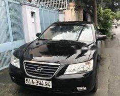 Bán Hyundai Sonata 2.0MT sản xuất năm 2009, màu đen, xe nhập  giá 355 triệu tại Tp.HCM