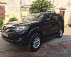 Bán Toyota Fortuner đời 2014, màu đen, 910tr giá 910 triệu tại Hà Nội
