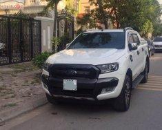 Bán xe Ford Ranger Wildtrak bản 2.2, cuối 2016 SYNC3, biển Hà Nội, màu trắng giá 686 triệu tại Hà Nội