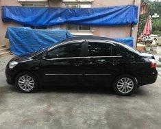Bán gấp xe Toyota Vios 1.5E màu sơn đen, sx cuối 2011, chính chủ gia đình sử dụng giá 300 triệu tại Hà Nội
